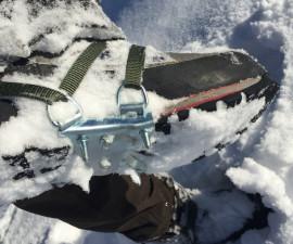 «Когти» Кошки, снегоступы, цепи и другие приспособления для передвижения в горах