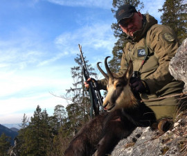 Hunt for Tatra Chamois in Slovakia