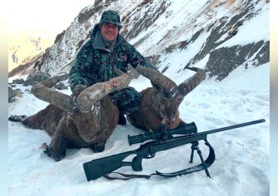 Охота на Восточно-Кавказского Тура в Дагестане