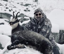 Охота на Анатолийскую серну в Турции