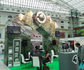 Первый день выставки «ARMS & Hunting – 2015»