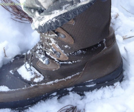 Выбор обуви для гор