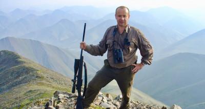 Александр Егоров лауреат международной премии Фонда Weatherby 2020!
