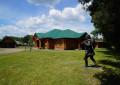 Группа членов КГО посетила охотничье хозяйство «Белая тропа» в Белоруссии