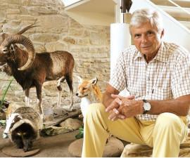 Бела Хидвеги – охотник с мировой славой