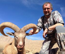 Лучшая охота, которая только может быть, это горная охота  (интервью с Владиславом Резником)
