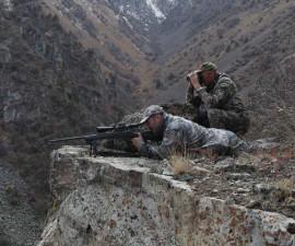 Мой взгляд на оружие для гор