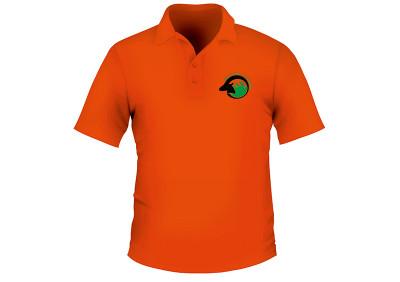 Поло оранж