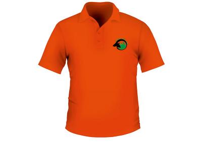 Поло оранж (английский логотип)