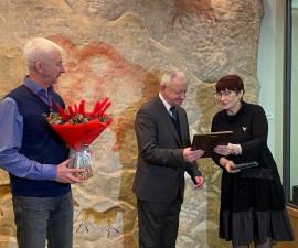 Поздравляем с 80-летним юбилеем Владимира Сергеевича Тихомирова!