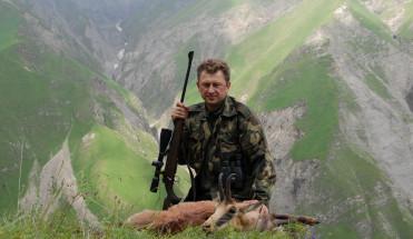 Горная пятерка Войтех Кононович