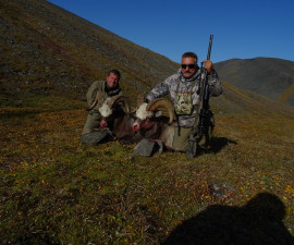 Охота на севере Якутии