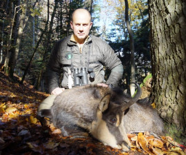 Охота на Шартрезскую серну