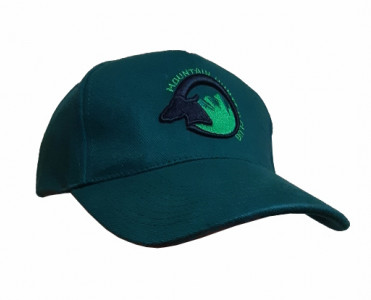 Men's Casual Ball Cap (English logo)
