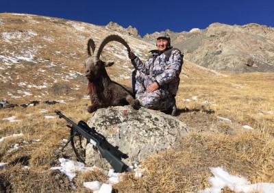 Охота в Киргизии