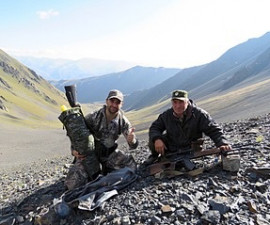 Первый раз в горах Дагестана!