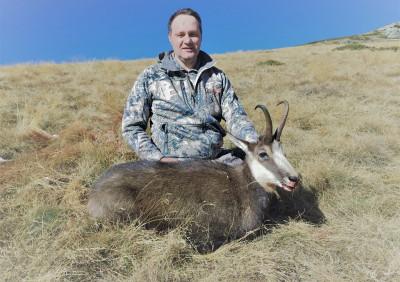 Охота в Македонии