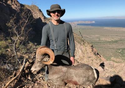Охота в мексиканской Калифорнии