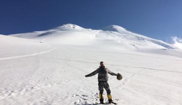 Восхождение на Эльбрус с севера 30 июня 2016