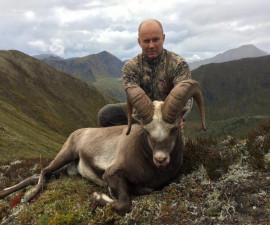 Охота на барана Яблонова
