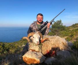 Охота в хорватии второй день