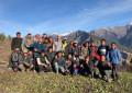 Непал. Эверест. Вершина горной охоты