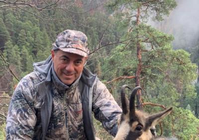 Охота на Нижне-Татрскую серну в Словакии
