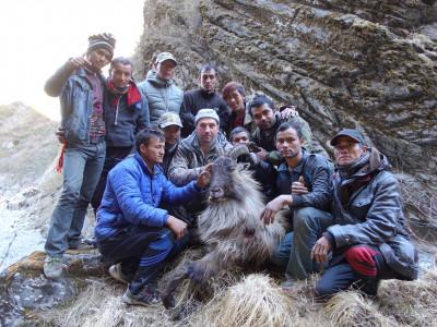 Пара дней… в горах Непала