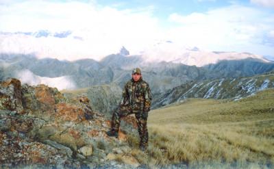 Оружие для охоты в горах