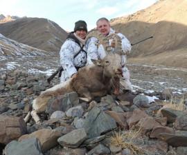 Охотничье путешествие в Киргизию