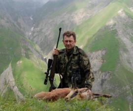 Азербайджан. Серна.