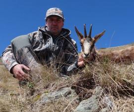 Охота на Кавказскую серну в Карачаево-Черкессии