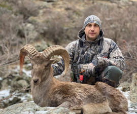 Охота в Узбекистане