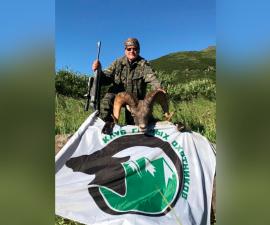 Hunting for the Kamchatka Snow Sheep