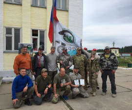 "The shooting competitions ""Mountain Line 2019"" was held!"