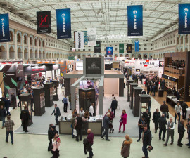 ОРУЖИЕ И ОХОТА 2019. Международная выставка в Гостином Дворе