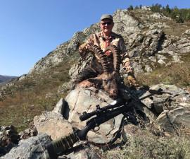 Охота на Сибирского Горного козла
