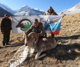 В Киргизию за бараном.