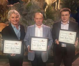 Охотникам КГО вручены высшие награды ОВИС КЛУБА