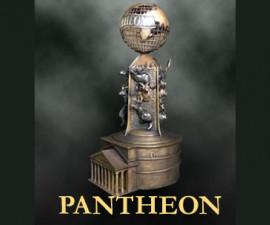 Pantheon у Александра Егорова!