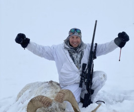 Evgeny Shirokov – The Mountain Hunter of the Year 2020!