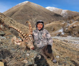 Алтайский козерог