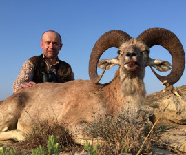 Congratulations to Alexander Egorov on awarding the Weatherby!