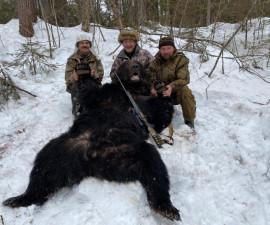 Амурский медведь, РСК