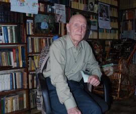 Валерий Юрьевич у себя дома