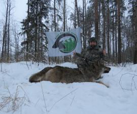 Wolf, Russian Grand Slam