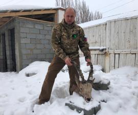 Охота на гисаро-алайского козерога в Таджикистане