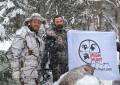 Первая Рысь легально добытая в РФ с ЛУКА