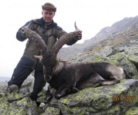 Охота на гредосского козла