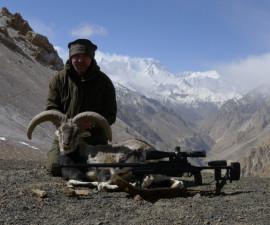 Вторая охота в Пакистане
